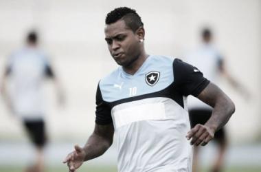 Jobson já foi garantido como capitão do Emerencio (Foto: Divulgação/Botafogo)
