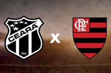 Resultado Ceará x Flamengo na Taça Asa Branca 2016 (3-3; 4 a 3 nos pênaltis)