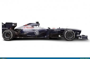 Williams: vuelta a las andadas
