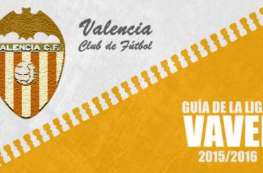 Prévias La Liga 2015/16: Valencia