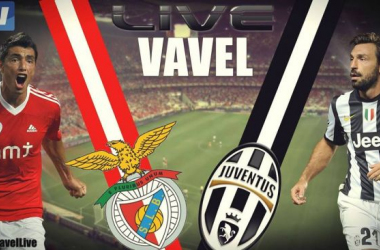 Benfica - Juventus Score and Text Commentary of Europa League Semifinals
