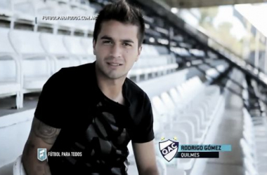 El Droopy Gómez sería una pieza clave para el equipo de Pellegrino | Foto: Fútbol Para Todos