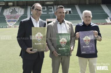 """Bajo el lema """"Solo Elche CF"""", el club lanza la campaña de abonos"""