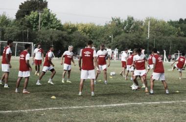 El torneo una prioridad | Foto: Archivo Web
