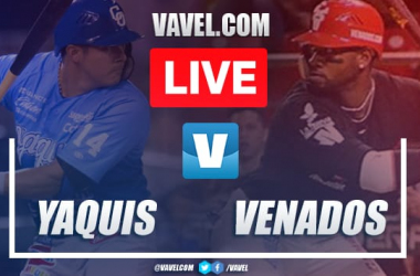 Runs and Highlights: Venados Mazatlán 4-5 Yaquis Ciudad Obregón, 2020 Game 1 LMP Semifinal