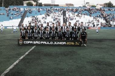 Figueirense vence Fast Clube com gol no fim na estreia da Copa São Paulo