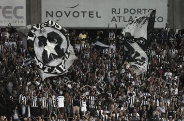 Botafogo disponibiliza opção de compra de ingressos para caravanas em final contra Vasco