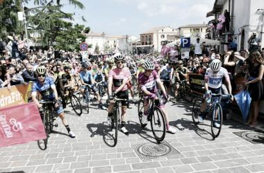 Previa 10ª etapa Giro de Italia: Penne - Gualldo Tadino
