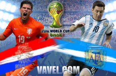 Holanda x Argentina, Copa do Mundo