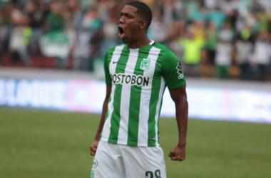 telemedellin.tv (Orlando Berrío, ejecutor del primer gol y pasegol de la segunda anotación)
