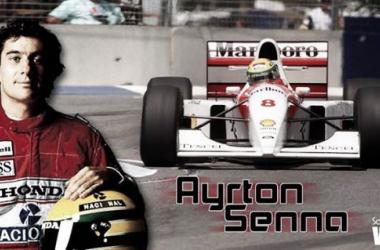 La leyenda de Ayrton Senna comenzó en 1988