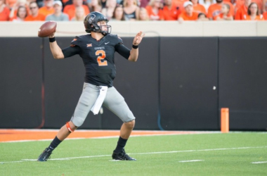 Oklahoma State's Offense Has Lone Starter For First Time Since 2011