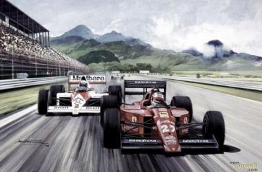 Ayrton Senna - Alain Prost: la rivalidad más grande de la Fórmula 1