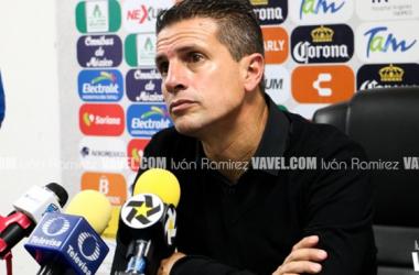 """Ricardo Valiño: """"El equipo hizo un partido muy inteligente"""""""