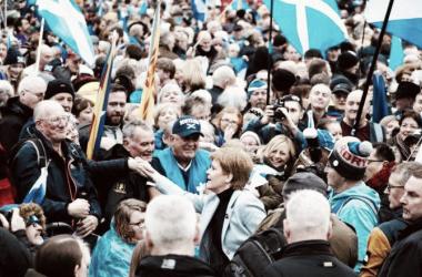 La nueva disputa en el Reino Unido por la aclamada independencia escocesa