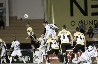 Partida será realizada no estádio da Curuzu, na sexta (27), às 21h30 | Foto: Caio Marcelo/Criciúma E.C.