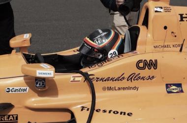 McLaren estuda programa DPi na IMSA