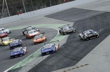 Primeira etapa será realizada em Paul Ricard, na França, entre os dia 24 e 26 de abril (Foto: Divulgação/GT Open)