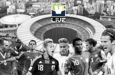 Chat en Live sur la Coupe des Confédérations en direct  (Terminé)