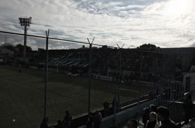 Contra todos los pronósticos, el Cele metió los dos goles y salió el sol. Foto: VAVEL / Ignacio Alvarez