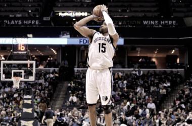 NBA - Vince Carter è perfetto ed i Grizzlies tornano alla vittoria