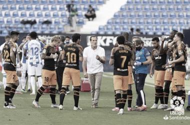 ¿Será el Valencia equipo europeo?