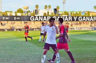 CD Atlético Baleares - Valencia Mestalla: remar y remar hasta llegar a la orilla