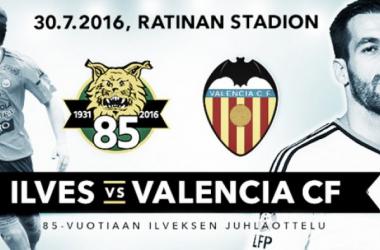 El Valencia CF jugará un amistoso en Finlandia