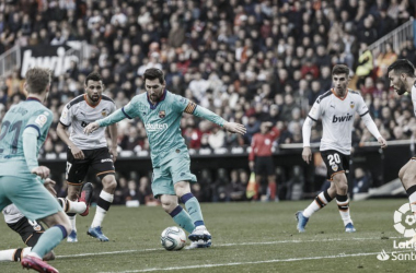 Previa FC Barcelona vs Valencia CF: duelo de urgencias