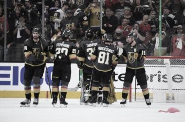 Montreal golpea de nuevo en Winnipeg y Vegas doblega a Colorado