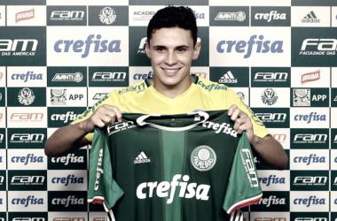 Estreante no Derby, Raphael Veiga comenta sobre sonho em fazer gol no clássico