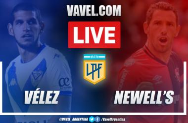 Resumen Vélez vs Newell's (1-0) en la fecha 1 por Copa de la Liga Profesional 2021
