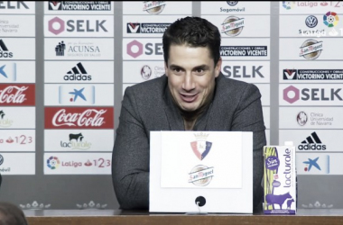 """Julio Velázquez:""""Hemos tenido un compromiso extraordinario y esa pizca de fortuna que nos hacía falta""""."""