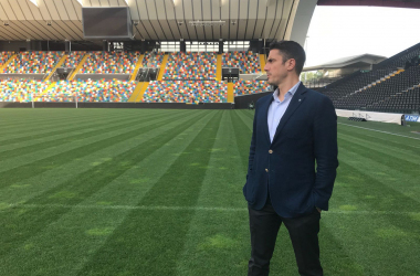 """Udinese - Velazquez: """"Soddisfatto, ma dobbiamo crescere ancora, Barak sì, Balic no"""""""