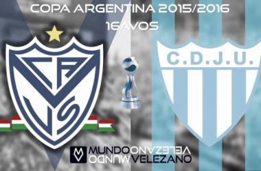 Un nuevo choque por Copa Argentina. Foto: Mundo Velezano.
