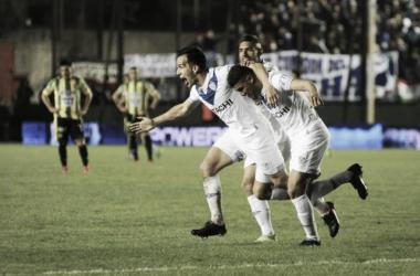 Andrada lleva dos goles en dos partidos con el Fortín | Foto: Gabriel Sotelo / Nurphoto