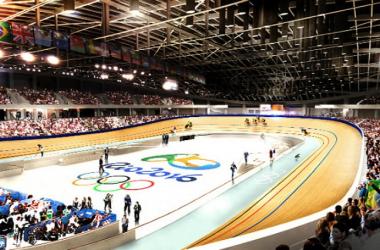 Com obra atrasada, velódromo do Rio recebe evento-teste para os Jogos Olímpicos