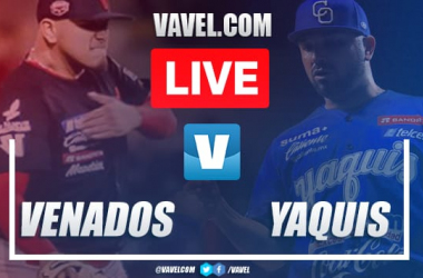 Runs and Highlights: Venados Mazatlán 3-5 Yaquis Ciudad Obregón, 2020 Game 4 LMP Semifinal