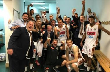 Legabasket Serie A - Avellino ci prova fino alla fine, ma la Reyer vola meritatamente in finale (83-84)