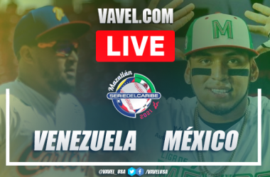 Highlights and Scores: Venezuela 3 - 4 Mexico on 2021 Serie del Caribe