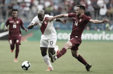 Resultado Venezuela x Peru na Copa América 2019 (0-0)