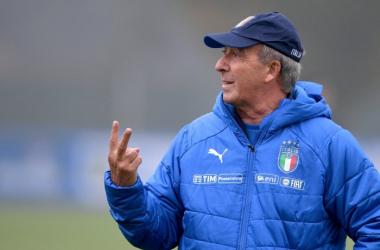 Italia-Svezia, Ventura mantiene il 3-5-2. Jorginho e Gabbiadini dal primo minuto