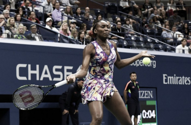 Venus vence Siegemund com facilidade e avança no Us Open 2016