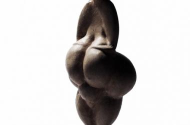 Réplica de Venus de Lespugue | Fuente: Wikimedia Commons