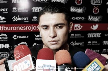 """Arturo Paganoni: """"Saldremos a ganar frente al Necaxa"""""""