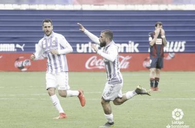 Verde celebra el gol del empate | LaLiga