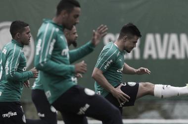 Palmeiras recebeCSA noPacaembu visando se manter na caça ao líder Flamengo
