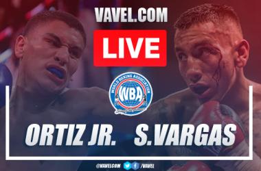 Highlights and KO: Vergil Ortiz Jr wins over Samuel Vargas 2020