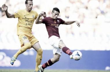 Risultato Hellas Verona - Roma: Florenzi risponde a Jankovic, termina 1-1