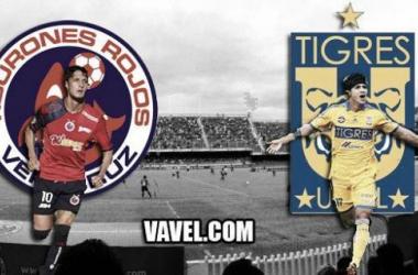 Liga Bancomer MX: Veracruz - Tigres así lo vivimos